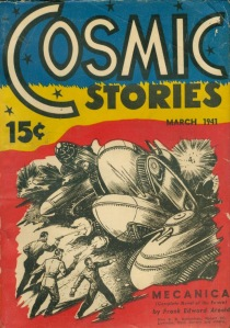 Cosmic Stories Secret Sense