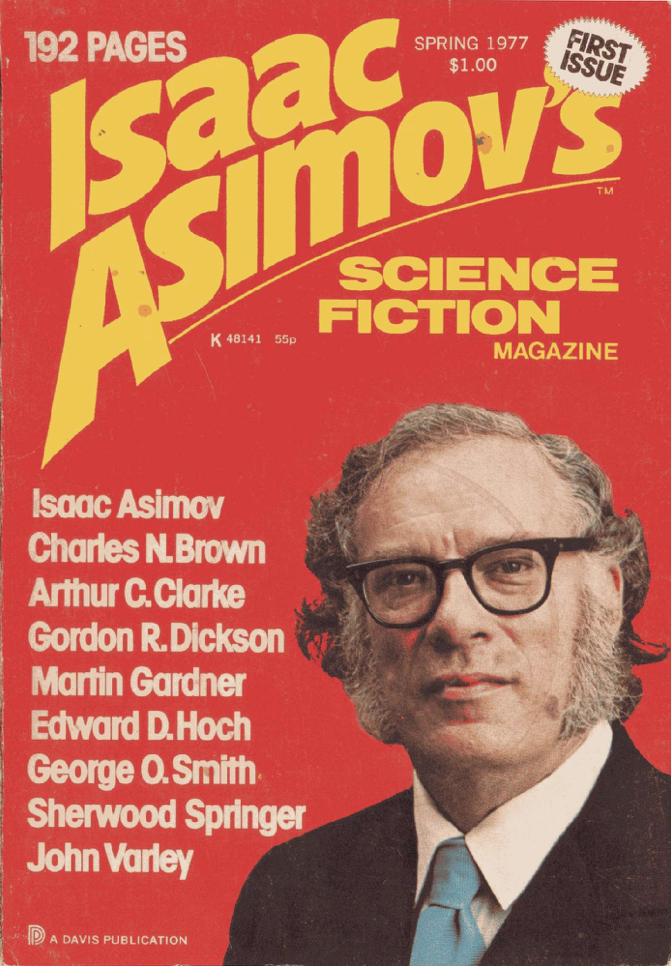 Isaac Asimov's Science Fiction Magazine v01n01 (Spring 1977) 01