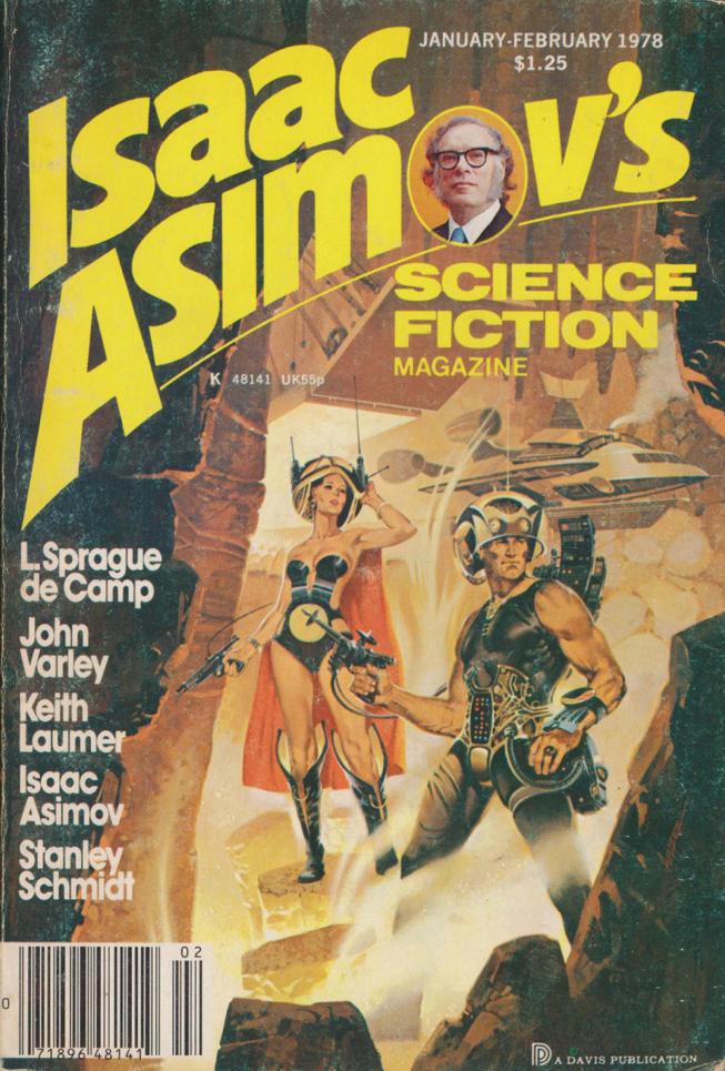 Isaac Asimov's Magazine V02N01 01