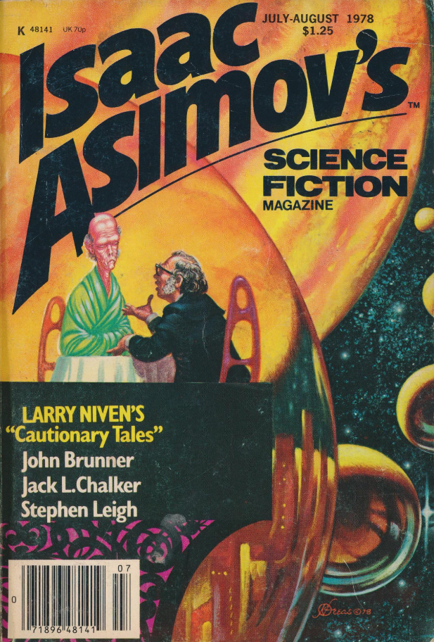 Isaac Asimov's Science Fiction Magazine v02n04 01