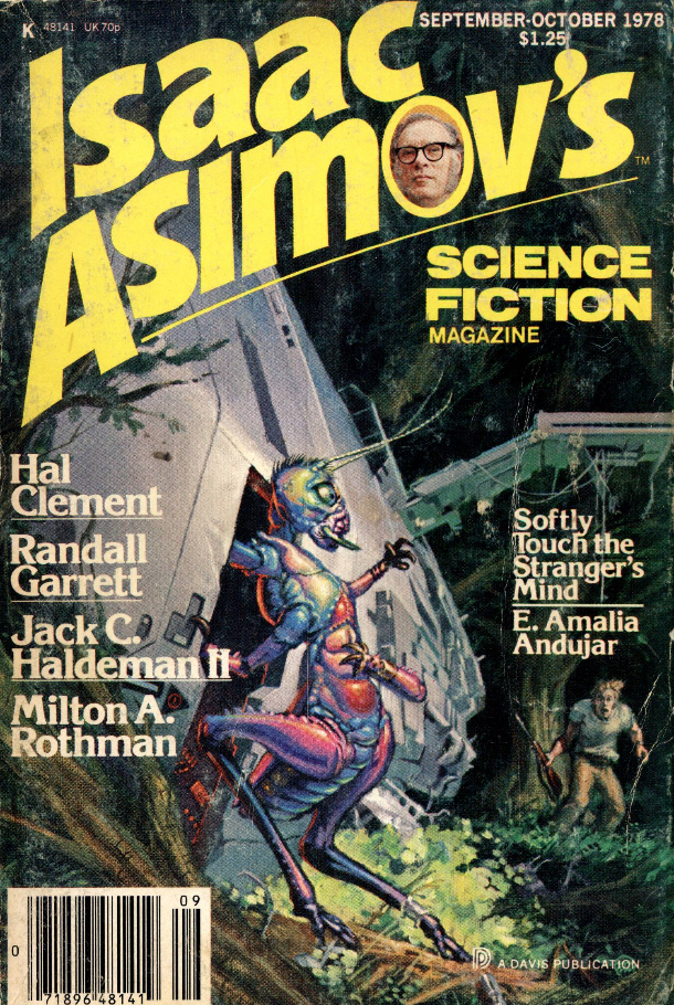 Isaac Asimov's Science Fiction Magazine v02n05 - 01